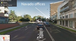 navado hurstville office building